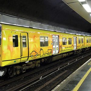 Central Station Merseyrail